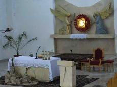 Transmisja Mszy Świętej z Parafii Rzymskokatolickiej pw. Podwyższenia Krzyża w Besku<br/>Msza Święta na żywo