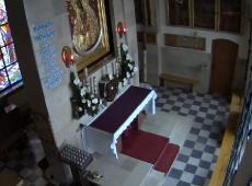 Sanktuarium Matki Bożej Ostrobramskiej Msza Święta na żywo
