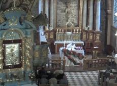 Parafia Podwyższenia Krzyża Świętego w Sanoku Msza Święta na żywo – Franciszkanie Sanok