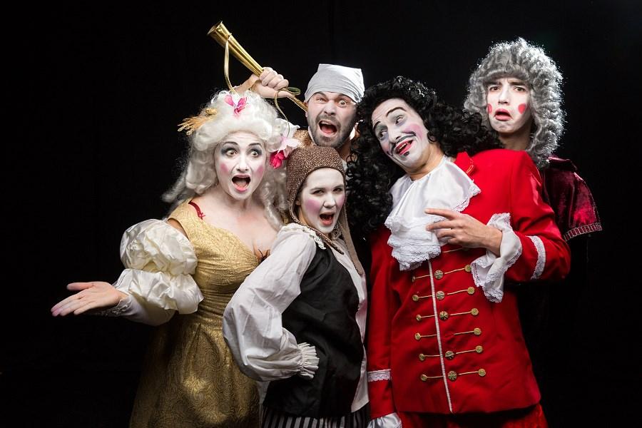 Spektakl Circus Paradise