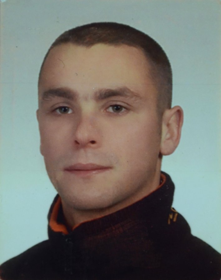 Poszukiwany Paweł Chwiejczak