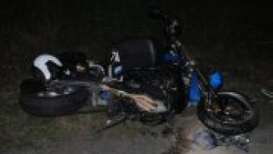 Dwa motocykle i bmw. Groźny wypadek w Czerwonej Woli