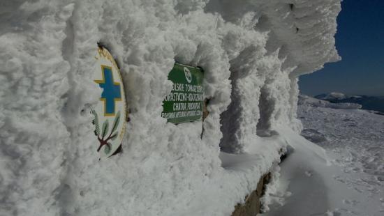 Aktualne warunki pogodowe w Bieszczadach