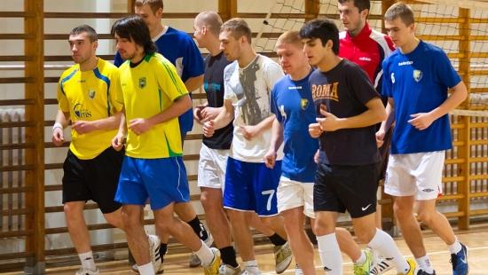 Piłkarze Stali Sanok przygotowują się do rundy wiosennej (ZDJĘCIA)