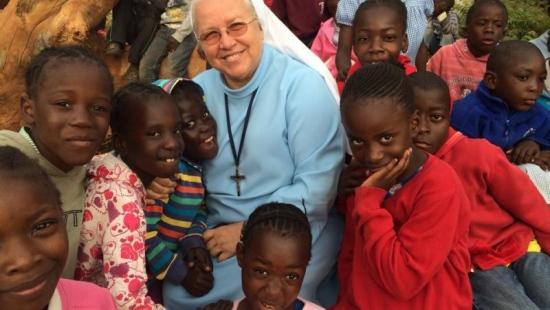 Bieszczady niosą pomoc dzieciom z Afryki (ZDJĘCIA)