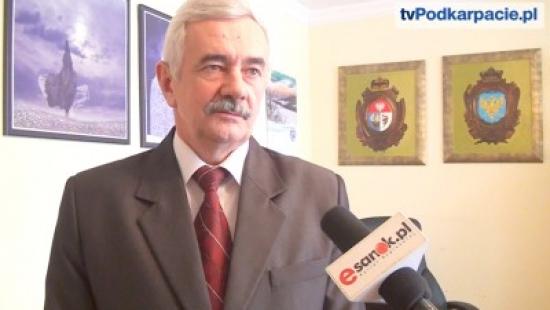 STAROSTA SANOCKI: Szpital jest w bardzo trudniej sytuacji, zadłużenie sięga 20 mln zł (FILM)