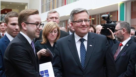 """BOR i policja tłumaczą incydent w Uniwersytecie Rzeszowskim. """"Nie było kneblowania ust"""""""