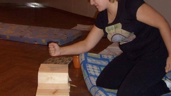 Zakończyły się szkolenia z samoobrony dla kobiet (ZDJĘCIA)