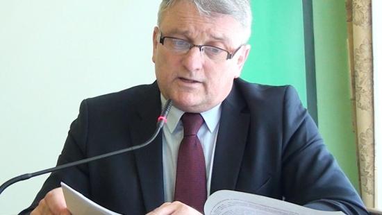 O handlu na Zielonym Rynku, klastrze naukowym i partnerstwie z Kiryat Ono w sprawozdaniu burmistrza (FILM)