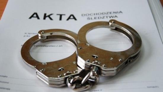 KROSNO: Policjanci zatrzymali 40-latka poszukiwanego listem gończym