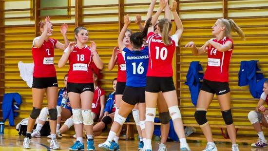 2. miejsce Sanoczanki w międzynarodowym turnieju juniorek (ZDJĘCIA)