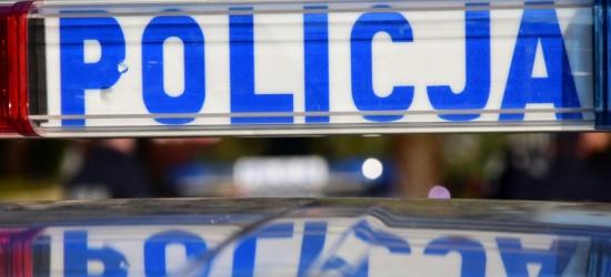 Pijany kierowca wiózł syna. Miał ponad trzy promile