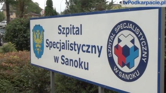 Sanocki szpital dołożył już 2,5 mln zł do leczenia. Mimo to, pacjenci wciąż mogą liczyć na pomoc (FILM)