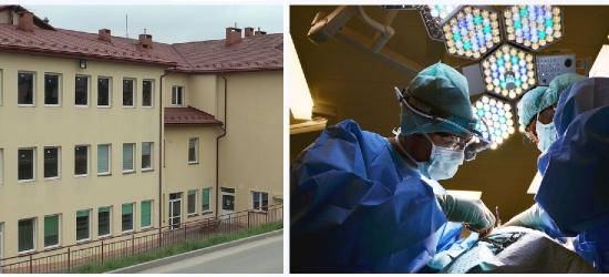Buduje się nowy blok operacyjny w sanockim szpitalu! Ma być gotowy do listopada tego roku (VIDEO)