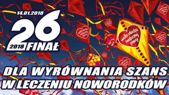 26. Finał WOŚP w Rzeszowie. Sprawdź plan imprezy!