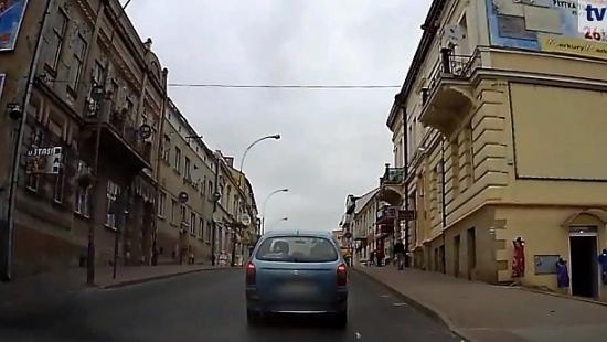 Kierowco! Butelka czeka na Ciebie w redakcji (VIDEO)