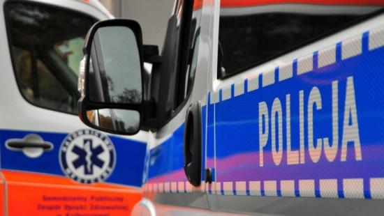 Wypadek w Zaleszanach. Nie żyje 32-letni kierowca