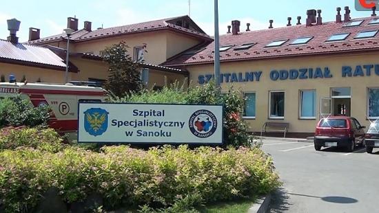 SZPITAL SANOK: List otwarty ordynatorów sanockiego szpitala do samorządowców Ziemi Sanockiej