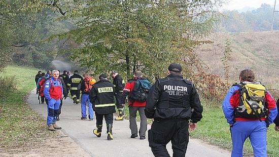 Bieszczadzka Grupa GOPR przyłączyła się do poszukiwań zaginionego w Jaśle (ZDJĘCIA)