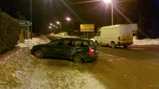 Policjant po służbie nie pozwolił uciec pijanemu kierowcy (ZDJĘCIA)