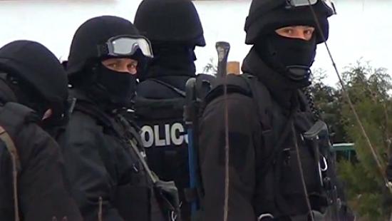 CBŚ rozbiło grupę przestępczą działającą na terenie Sanoka. Zatrzymano 32 osoby