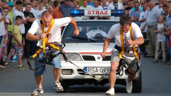 Rywalizacja i dobra zabawa. Bukowsko zwycięża w I Turnieju Wsi (ZDJĘCIA)