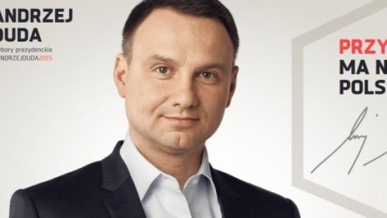 SONDAŻ: Andrzej Duda prezydentem Polski!