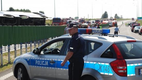 Wspólne ćwiczenia policji i straży pożarnej (ZDJĘCIA)