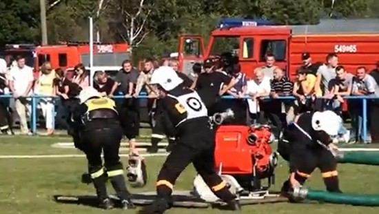 Strażacy z Nadolan najlepsi w powiecie sanockim (FILM)