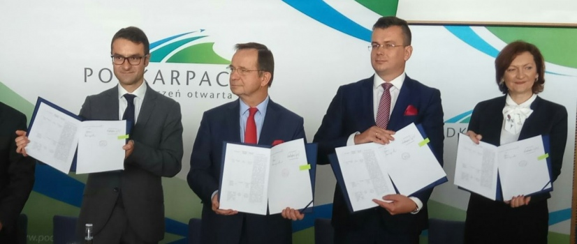 Tomasz Poręba: Mamy to! Budowa odcinka S19 Rzeszów-Babica-Barwinek w kontrakcie terytorialnym z rządem
