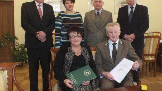 PWSZ w Sanoku podpisało porozumienie z leśnikami. Studenci będą mieć więcej możliwości (ZDJĘCIA)