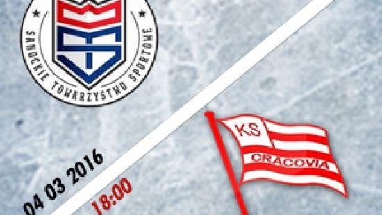 Trzecia bitwa w półfinale PHL. Sanok vs Kraków (TRANSMISJA NA ŻYWO W SYSTEMIE PPV)