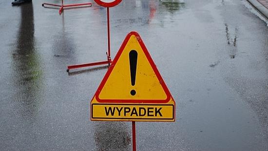 Śmiertelne potrącenie pieszego w Straszydlu