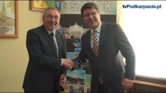 SANOK: Burmistrz o wspieraniu hokeja. Miasto pomaga na kwotę ponad 1,2 mln zł (FILM)