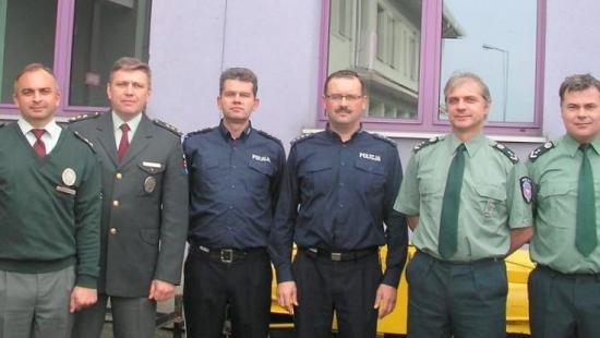 Centrum Współpracy Służb w Barwinku obchodziło swoje drugie urodziny