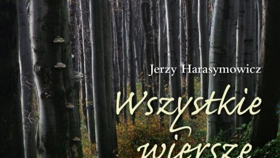""",,Wszystkie wiersze są bukach"""". Promocja leśnego Harasymowicza (ZDJĘCIA)"""
