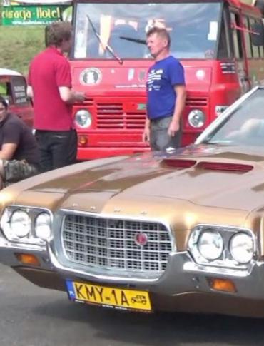 Trwa Bieszczadzki Rajd Pojazdów Zabytkowych! (VIDEO, ZOBACZ ZDJĘCIA)
