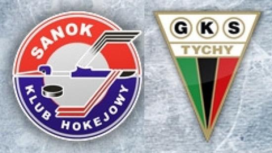 GKS Tychy rywalem Ciarko PBS Bank KH Sanok w walce o złote medale w Polskiej Hokej Lidze