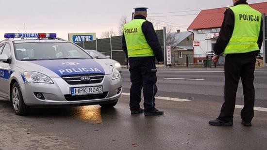 Wzmożone działania Policji podczas świąt