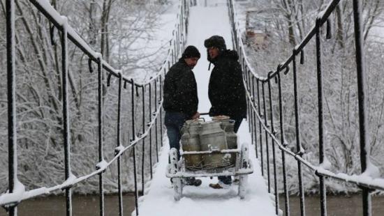 Mieszkańcy Morochowa walczą o most! Dziś sprawą zajmie się TVP INFO. Relacja na żywo o 16:30 (ZDJĘCIA)