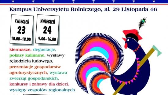 NASZ PATRONAT: 19. Małopolska Giełda Agroturystyczna oraz 5. Targi Ogrodnicze. Gość specjalny – Zbigniew Wodecki