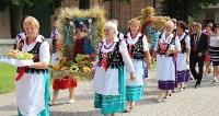 BESKO24.PL: Ciężka praca rolników doceniona w gminie Besko. Zabawa i pyszne pierogi podczas dożynek (2 x FILM, ZDJĘCIA)