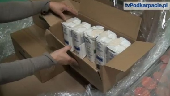 INTERWENCJA ESANOK.PL: Będzie żywność z PKPS (VIDEO HD)