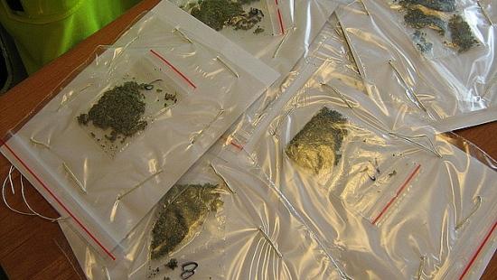 Policja zatrzymała handlarzy narkotyków