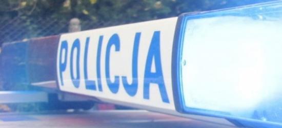 Wypadek w Stalowej Woli. Rowerzysta przewieziony do szpitala