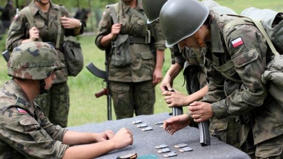 SANOK: Kto pójdzie do wojska w przypadku zagrożenia militarnego?