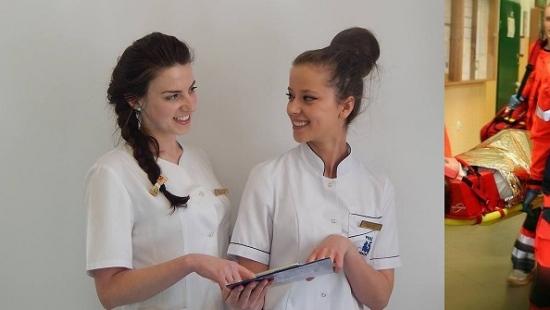 60 przyszłych pielęgniarek oraz 54 ratowników medycznych rozpoczęło kształcenie w sanockiej uczelni