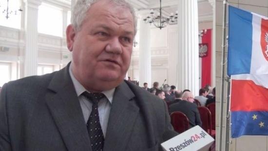 """Podkarpacie bez powiatu lubaczowskiego? """"Mówią, że nie dostaniemy pieniędzy, bo nie jestem z PiS-u"""" (FILM)"""