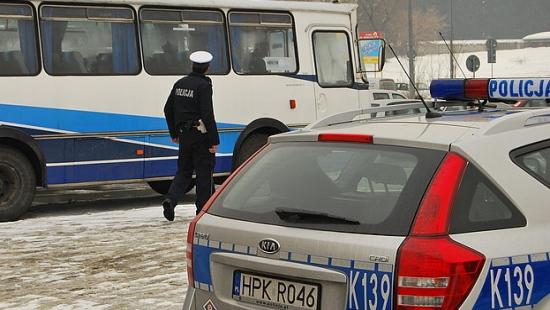 (Nie)Trzeźwy Autobus. Zatrzymano dwóch pijanych kierowców