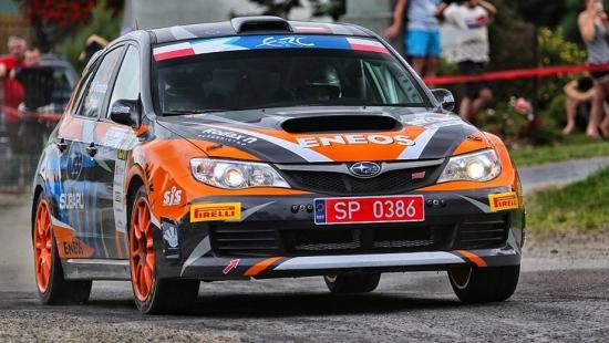 RZESZÓW: Słobodzian i Wróbel na drugiej pozycji w klasyfikacji ERC2 w 26. Rajdzie Rzeszowskim (ZDJĘCIA)